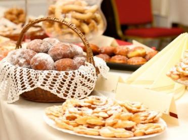 Słodkości na karnawał - przepisami dzielą się Panie z KGW