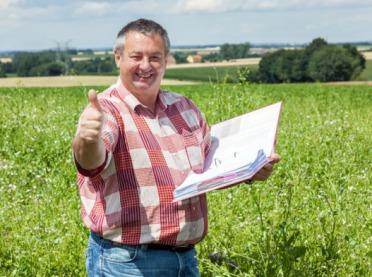 Jak rolnicy oceniają działalność KOWR?