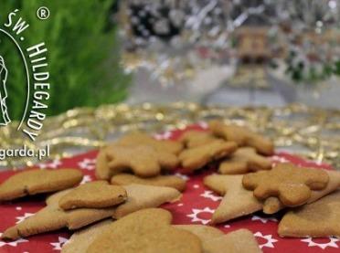 W świecie Hildegardy... przepisy na orkiszowe smakołyki świąteczne