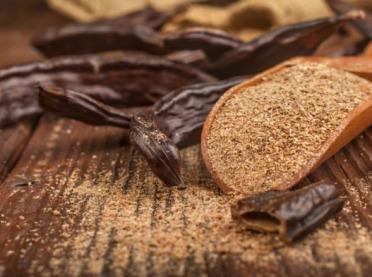 Karob zamiast kakao i czekolady?