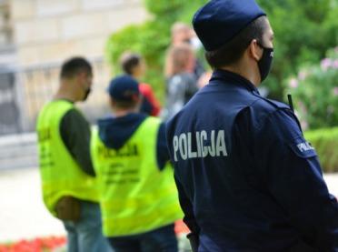 Dlaczego policja użyła gazu podczas protestu rolników?