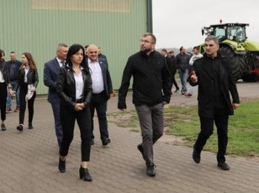 Minister rolnictwa o wsparciu dla sadowników
