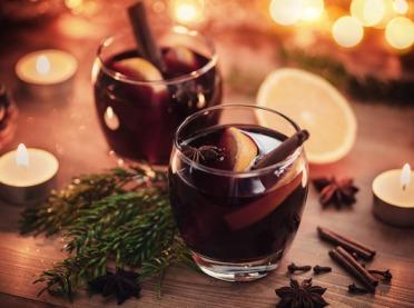 Grzane wino - idealne na powitanie Nowego Roku