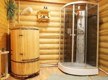 Beczka cedrowa zamiast sauny?