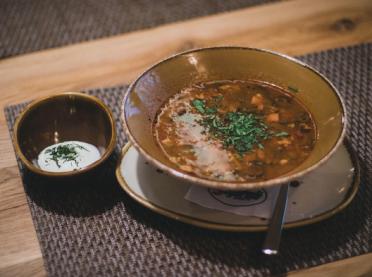 W świecie Hildegardy... przepisy na rozgrzewające zupy