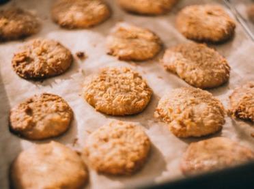 Ciasteczka wzmacniające nerwy - receptura św. Hildegardy