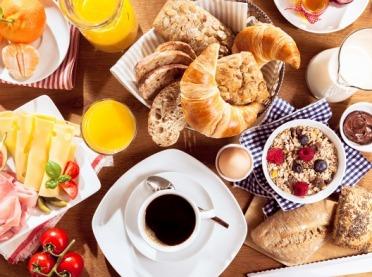 Śniadanie zjedz jak król