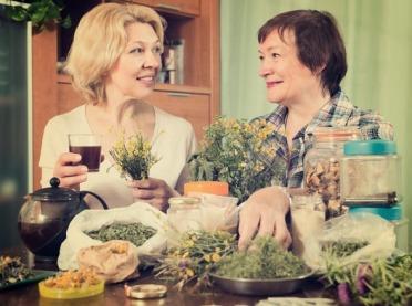 Ziołolecznictwo dla seniorów