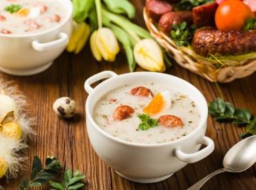 Zupy na świątecznym stole - którą wybierzesz?