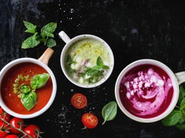 Zupy - ważny element zdrowej diety