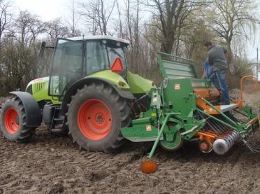 Krytyczne punkty uprawy zbóż jarych