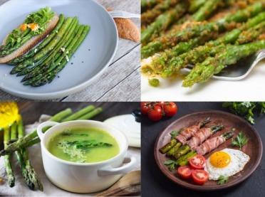 Czas na szparagi! Przepisy na śniadanie, obiad i kolację