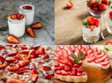 Truskawkowe szaleństwo - pomysły na pyszne desery