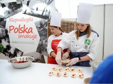 """""""Polska smakuje"""" - zobacz relację z Pikniku Poznaj Dobrą Żywność"""