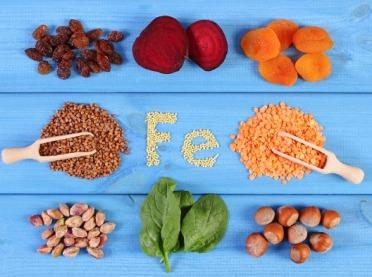 Żelazo – ważny składnik w diecie