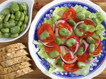 Przepisy na dania z bobu - zdrowe i pyszne lato