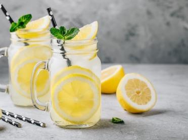 Cytrynowe orzeźwienie - zastosowanie cytryny w kuchni i w kosmetyce