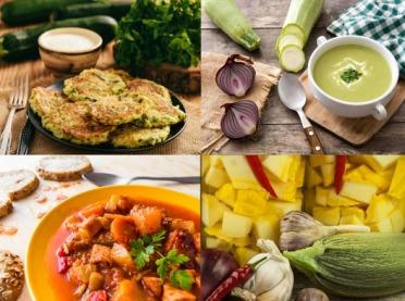 Cudna cukinia - przepisy na proste i smaczne dania
