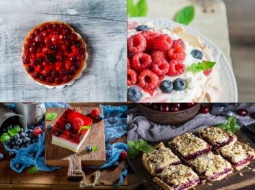 Przepisy na obłędnie pyszne ciasta z letnimi owocami