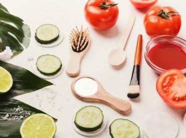 Pomysły na naturalne maseczki z warzyw