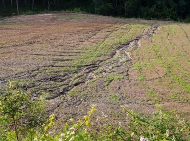 Zagrożenia degradacją i dewastacją gleb na terenach rolniczych