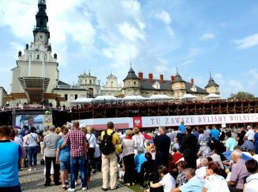 Doroczne dziękczynienie za plony, czyli Dożynki Jasnogórskie 2018