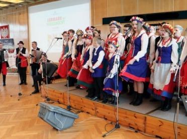 """""""Kruszynioki"""" - rozmowa z liderką zespołu, Panią Ireną Muszyńską"""