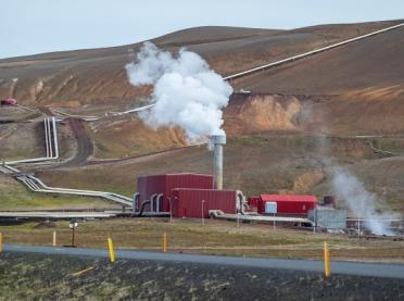 Geotermia - energia z wnętrza ziemi