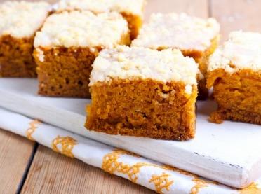 Czas na jesienne i aromatyczne ciasto dyniowe