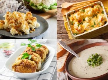 Pora na kalafiora – kulinarne wariacje z kalafiorem
