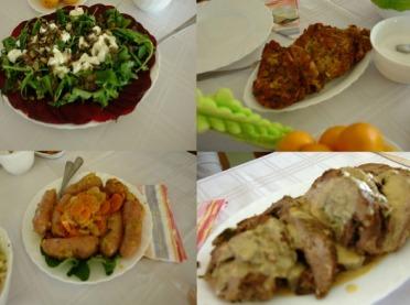 Gospodynie ze Zbrachlina polecają przepisy na kulinarne nowości