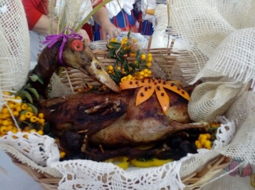 Dobra kaczyna, czyli przepisy na dania z kaczki od pań z KGW