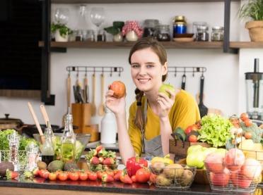 Warzywa i owoce dają szczęście?