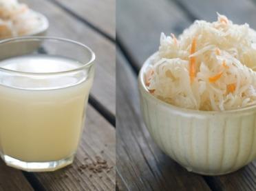 Dlaczego warto pić sok z kiszonej kapusty?