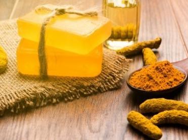 Kurkuma w kosmetyce - receptury na kosmetyki DIY