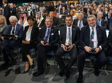 Trwa szczyt klimatyczny w Katowicach