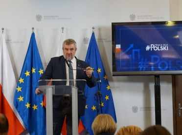 Minister Ardanowski podsumował 3 lata pracy resortu rolnictwa