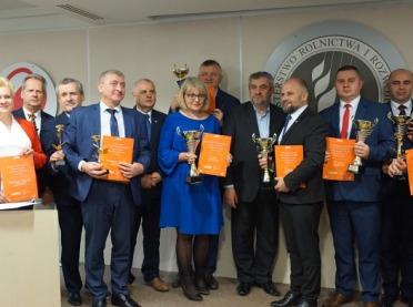 """Znamy zwycięzców konkursów """"Kwatery na medal"""" i """"AgroKlasa ODR"""""""