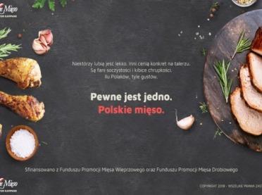 """Marka Polskie Mięso"" – startuje ogólnopolska kampania"