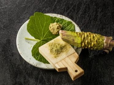 Wasabi - co to jest, jak to jeść?