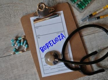 Borelioza - choroba zawodowa rolników