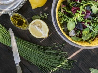 Szybkie i proste sosy do sałat