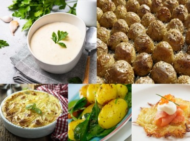 Nowe, kulinarne spojrzenie na ziemniaka