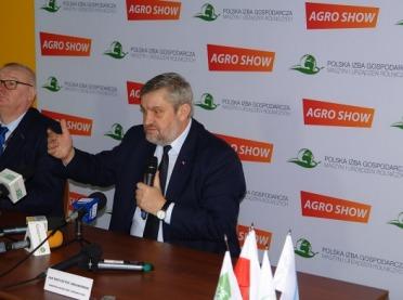 Minister Ardanowski: tylko przemyślane inwestycje w gospodarstwach