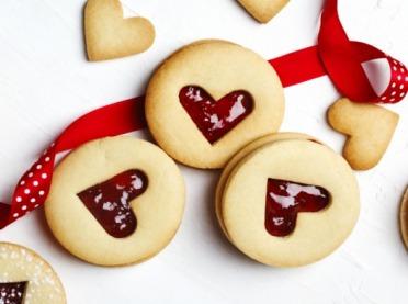 Prezent od serca - przepisy na domowe słodkości
