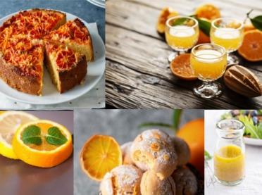 Pomarańcze na słodko i wytrawnie