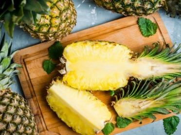 Niezły ananas - poznaj właściwości królewskiego owocu