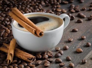 Na Dzień Kawy polecamy energetyczną kawę wg kuchni pięciu przemian