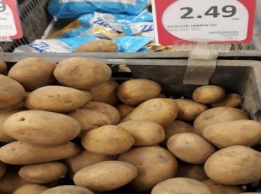 Ziemniaki drogie jak... pomarańcze