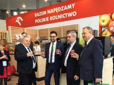 Orlen będzie napędzał polskie rolnictwo